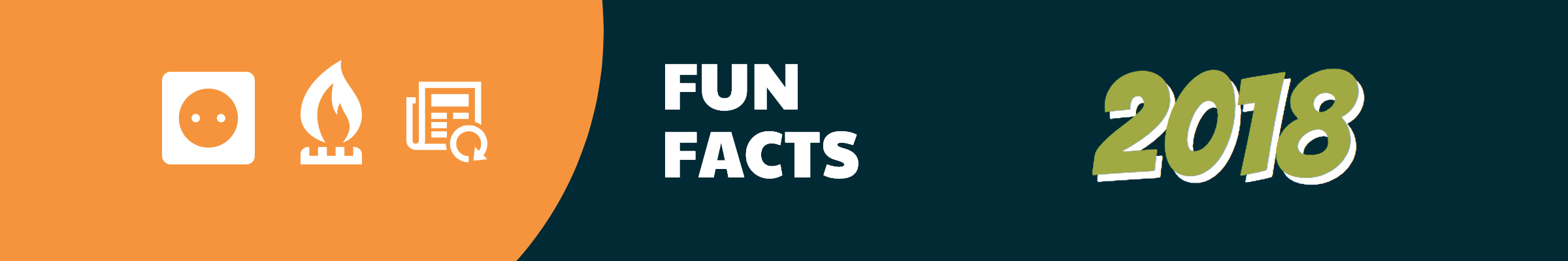 Fun facts 2018 overskrift